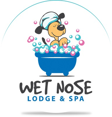 Wet Nose Lodge & Spa Logo